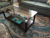 Coffee table and side table in Okinawa, Japan