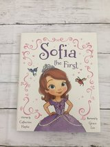 Sofia the First book in Okinawa, Japan