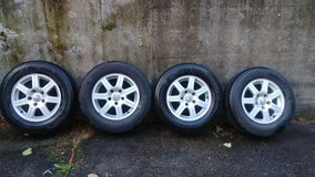 "ALL SEASON Tires 225/65R16 (16"" Rims) - Chrysler/Dodge/Jeep/Lancia in Stuttgart, GE"