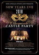New Years Eve Masquerade Castle Party in Ramstein, Germany