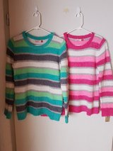Two Girl Sweaters Size : 16 in Ramstein, Germany