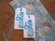 SALE- Treat Bags With Tags Handmade By Me 8 Available in Ramstein, Germany
