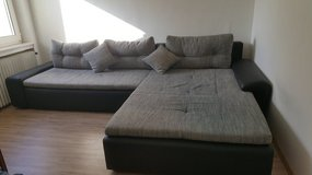 Corner sofa - REDUCED FOR QUICK SALE in Spangdahlem, Germany