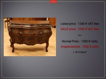 Freddy's - Louis XV chest of drawers in Baumholder, GE