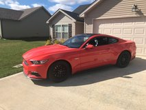 2016 Mustang GT Premium 6 speed Manual in Fort Campbell, Kentucky