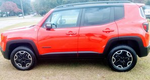 2017 JEEP RENEGADE TRAILHAWK 4X4 in Greenville, North Carolina