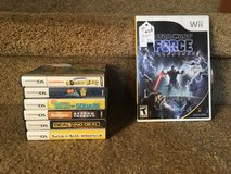 Nintendo DS & Wii Games in Naperville, Illinois