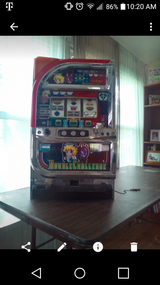 Japanese style slot machine in Yorkville, Illinois