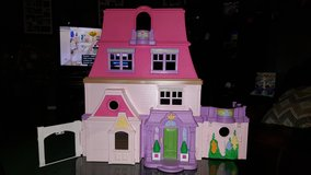 Fischer price doll house in Lackland AFB, Texas