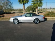 Hard to find! 2000 Mercedes-Benz SL500! in Alamogordo, New Mexico