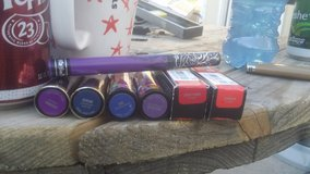 urban decay and Kat von d liptick in Fort Carson, Colorado