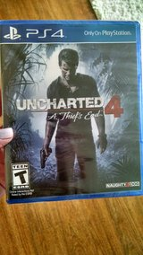 Uncharted 4 Game ( for PS4) in Watertown, New York