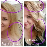 Monat! Get that thick, shiny, healthy hair you've been dreaming of! in Watertown, New York