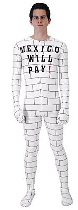 Halloween Costume- MEXICO WILL PAY in Cleveland, Texas