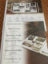 Creative Memories Pages and page protectors in Lockport, Illinois