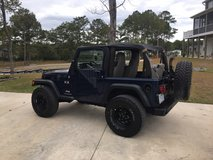 2004 Jeep Wrangler in Camp Lejeune, North Carolina