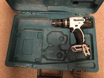 makita white drill (body only ) in Lakenheath, UK