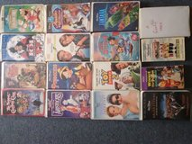 Walt Disney VHS classic tapes in Hinesville, Georgia
