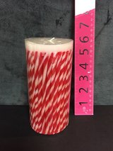 Candy Cane Candle in Glendale Heights, Illinois