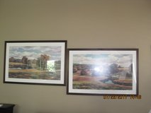 Set Of Two Framed (Scenic Landscape Pictures) in Fairfield, California