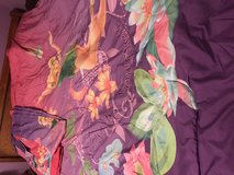 Girls Comforter/Curtains (Tinkerbell) in Alamogordo, New Mexico