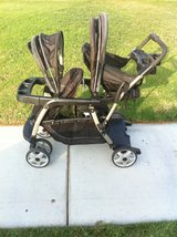 Graco Double Sit and Stand Stroller, Ready2Grow Classic Connect LX >>> Just Reduced the Price in Oceanside, California