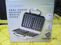 (NEW) Toastmaster Cool-Touch Belgian Waffle Baker, TWB2 in Fairfield, California