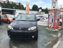 2002 Honda HRV SUV - TINT - Runs Great - Well Maintained - Perfect For Camping/Diving - $ave!!!! in Okinawa, Japan