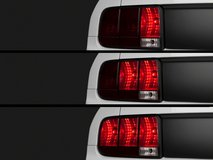 Raxiom Sequential Tail Light Kit - Plug-and-Play (05-09 All) Mustang in Ramstein, Germany