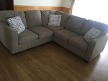Ashley's Beige Couch (Sectional) in Okinawa, Japan