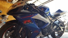 GSXR750 in Hampton, Virginia