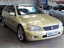 LEXUS IS200 AUTO in Lakenheath, UK