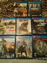 PlayStation 4 games in Brookfield, Wisconsin