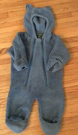 LL Bean fleece bunting (6-12 months) in Westmont, Illinois