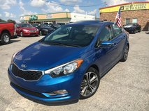 2014 KIA FORTE EX SEDAN 4D 4-Cyl, 2.0 Liter in Fort Campbell, Kentucky