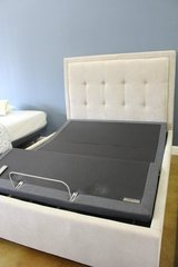 Queen Adjustable Bed with Frame in CyFair, Texas