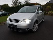 2006 AUTOMATIC VW TOURAN 2.0 TDI TURBO DIESEL*2 YEAR INSPEC.FULL OPTION * in Spangdahlem, Germany