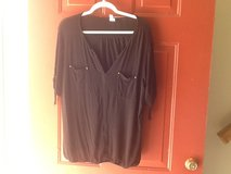 Plus size 1X black top in Fort Campbell, Kentucky