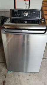 Samsung Top Load Washing Machine and Dryer in Fort Carson, Colorado