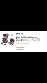 NIB- Graco Literider Infant Travel System in Hinesville, Georgia