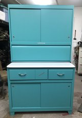 Vintage Sellers Brand Workmaster Kitchen Cabinet in Alamogordo, New Mexico