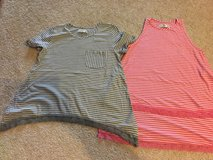 Girl's Abercrombie shirts 14 in Plainfield, Illinois