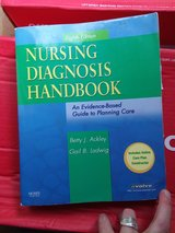 Nursing Diagnosis Handbook 8th edition, Nursing Diagnosis, Nursing fundamentals, Nuring care plan in Camp Lejeune, North Carolina