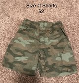 Boys Size 4t Shorts in Chicago, Illinois