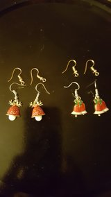 NEW CHRISTMAS EARRINGS in Bartlett, Illinois
