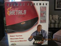 (NEW) George Foreman Grilling in Hot Metals, Red in Fairfield, California