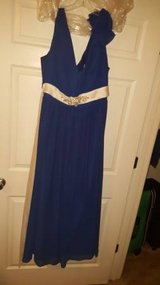 Navy Blue Dress in Mayport Naval Station, Florida