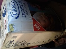 Large Box Full Of Baby Girl clothes in Fort Polk, Louisiana