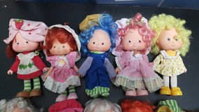 19-pc 1979 Strawberry Shortcake Dolls Lot in Barstow, California