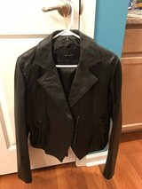 Women's Tahari Leather Jacket in Joliet, Illinois